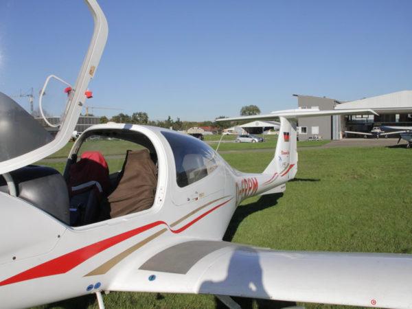 Fliegen, Rundflug, Erlebnisflug | Diamond Star | ACC FLUG