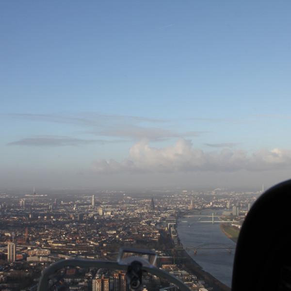 Rundflüge mit ACC FLUG EVENT | Rundflug über Köln