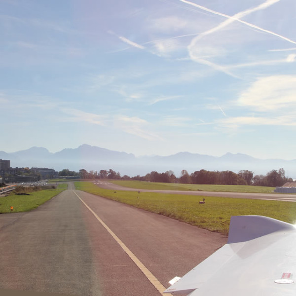Rundflug, Erlebnisflug mit ACC FLUG EVENT | Flugbahn