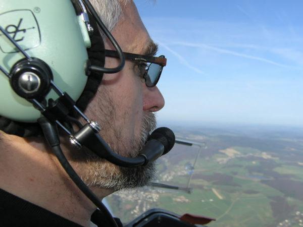Rundflüge mit ACC FLUG EVENT | Fliegen rund um Laacher See